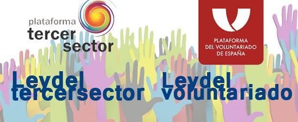 Ley-voluntariado-y-tercer-sector